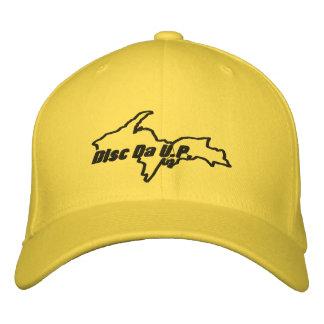 DISC DA U.P. HAT EMBROIDERED BASEBALL CAP