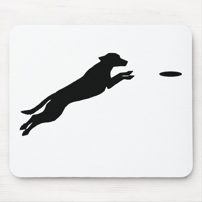 Disc Dog Mouse Pad
