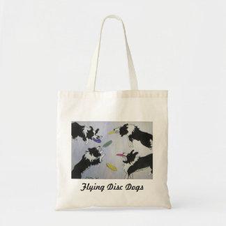 Disc Dog Tote Budget Tote Bag