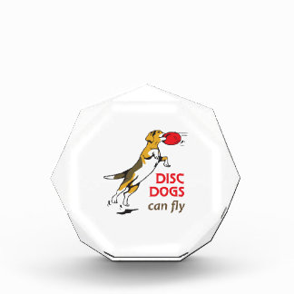 DISC DOGS CAN FLY AWARDS