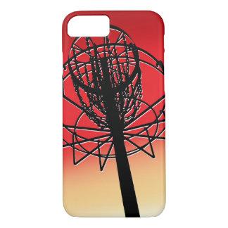 disc golf basket iPhone 8/7 case