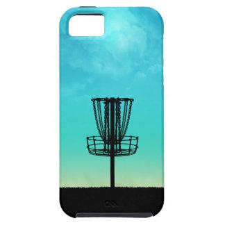 Disc Golf Basket iPhone SE/5/5s Case