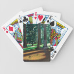 DISC GOLF BICYCLE POKER CARDS