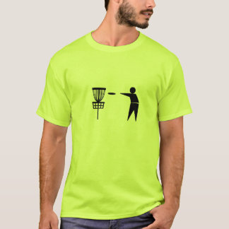 Disc Golf bin it (light tees) T-Shirt