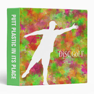 Disc Golf Binder