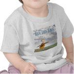 Disc Golf Birdie Shirts
