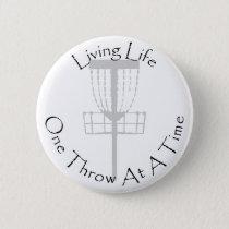 Disc Golf Button