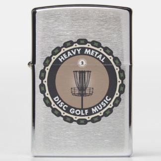Disc Golf Chains Zippo Lighter