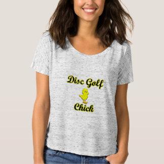 Disc Golf Chick T-Shirt