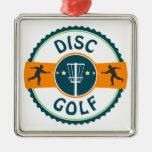 Disc Golf Christmas Tree Ornament