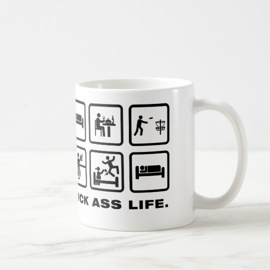 Disc Golf Coffee Mug