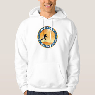 Disc Golf Competition Hoodie