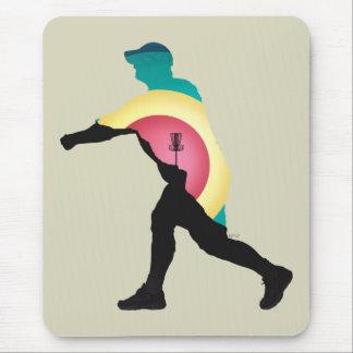 Disc Golf Driver Mousepad