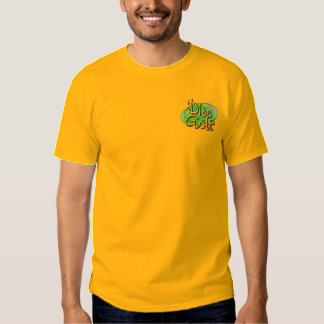 Disc Golf Embroidered T-Shirt
