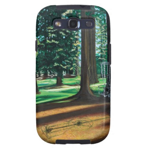 DISC GOLF GALAXY S3 COVERS