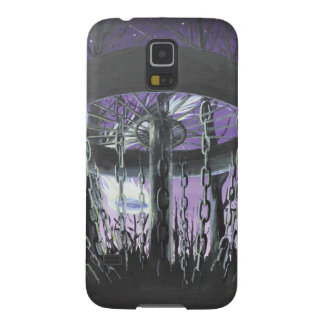 disc golf galaxy s5 case
