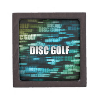 Disc Golf Gift Box