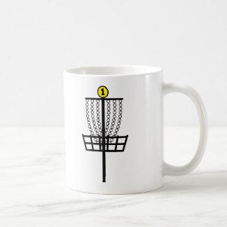 Disc Golf Hole Coffee Mug