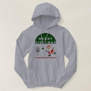 disc golf hoodie