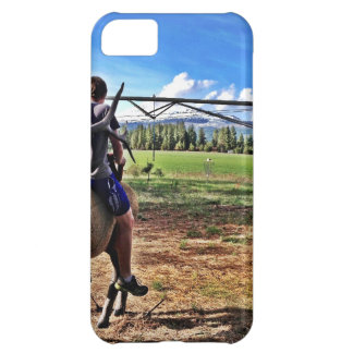 disc golf iPhone 5C cover