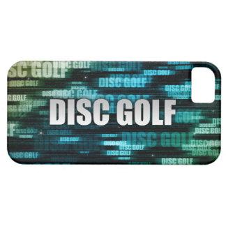 Disc Golf iPhone SE/5/5s Case