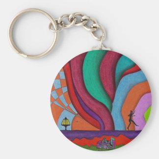 Disc Golf Key Chain - Bag Tag