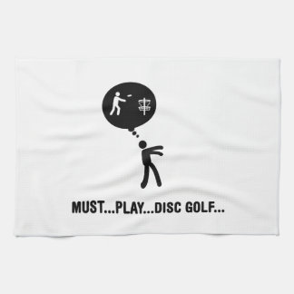 Disc Golf Hand Towels