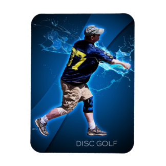Disc Golf Magnet
