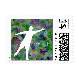 Disc Golf Postage