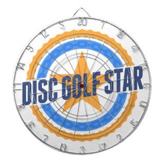 Disc Golf Star Dart Board