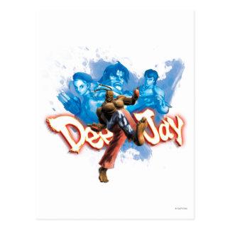 Disc jockey 2 postal
