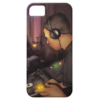 Disc jockey de DJ - caso del iPhone 5 Funda Para iPhone SE/5/5s