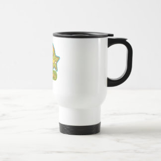Disc jockey de la superestrella tazas de café