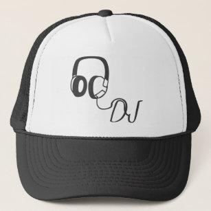 cc7b10d48b621 Dj With Headphones Hats   Caps