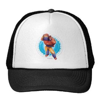 Disc jockey gorras