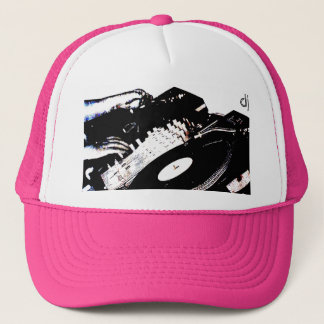 Disc Jockey Trucker Hat