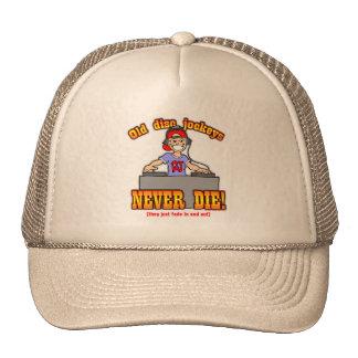Disc Jockeys Hat