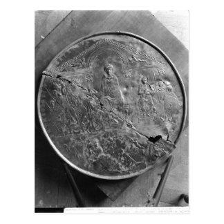 Disc of Theodosius I  the Great, c.379-395 Postcard
