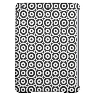 Disc Patterned iPad Air Cover