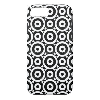 Disc Patterned iPhone 8/7 Case