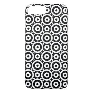 Disc Patterned iPhone 8 Plus/7 Plus Case