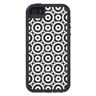 Disc Patterned iPhone SE/5/5s Case