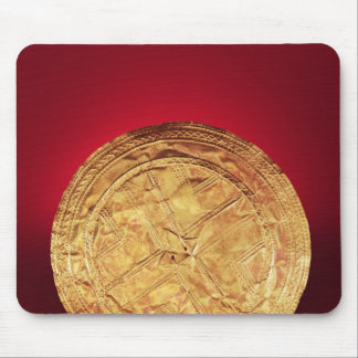 Disc possibly used as a brooch, from Tedavnet Mousepad