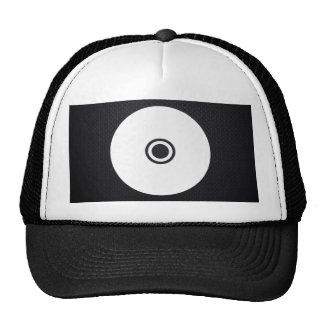 Disc Rewritables Pictogram Trucker Hat