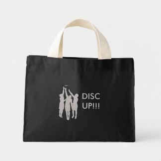 DISC UP!!! MINI TOTE BAG