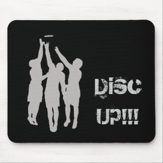 Disc Up!!! Mouse Pad