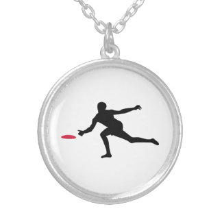 Discgolf player necklaces