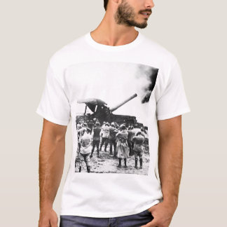 Discharge of a huge French cannon T-Shirt