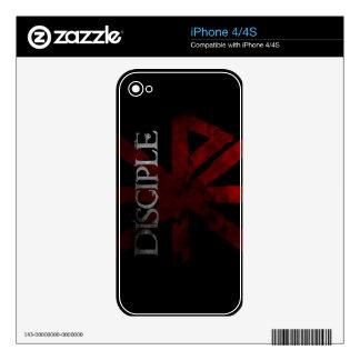Disciple O God Save Us All iPhone 4 Skin