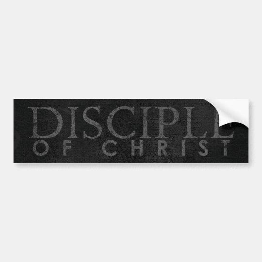 Disciple Of Christ Bumper Sticker